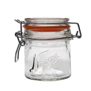 Bilde av Norgesglass 0,1l – hengslet lokk