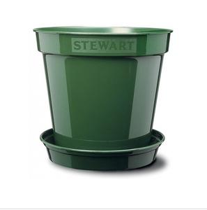 Bilde av Plastpotte 25,4 cm, grønn