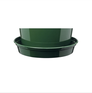Bilde av Plastfat til 25,4 cm potter, grønn