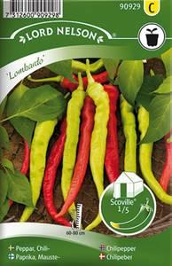 Bilde av Chilipepper 'Lombardo' - Capsicum annuum