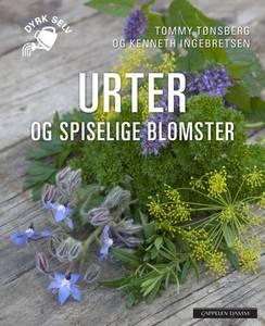 Bilde av Urter og spiselige blomster