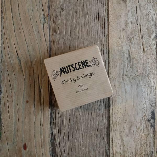 NC Håndsåpe – whisky og ingefær